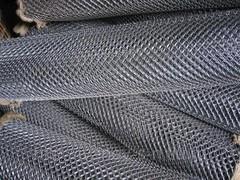 Сетка-рабица d=0,9-1мм 10х10мм (1х10м) штукатурная