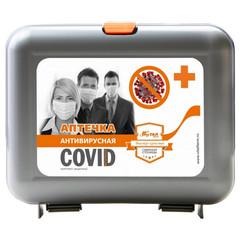 Аптечка антивирусная COVID (комплект защитный) ф.38 (53040)