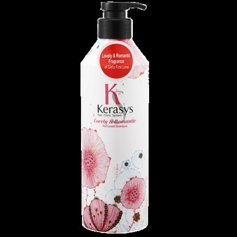 Парфюмированный шампунь Kerasys для поврежденных волос 400 мл