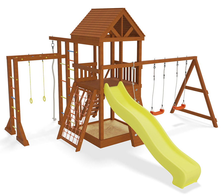 Детские площадки Детская игровая площадка «ЮНИОР» unior-1.jpg