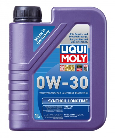 Liqui Moly Synthoil Longtime 0W30 Cинтетическое моторное масло (7511)