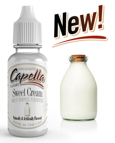 Ароматизатор Capella  Sweet Cream