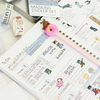 Masking Sticker Set Paper