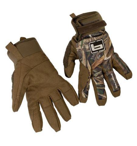 Легкие перчатки Banded Soft Shell Gloves