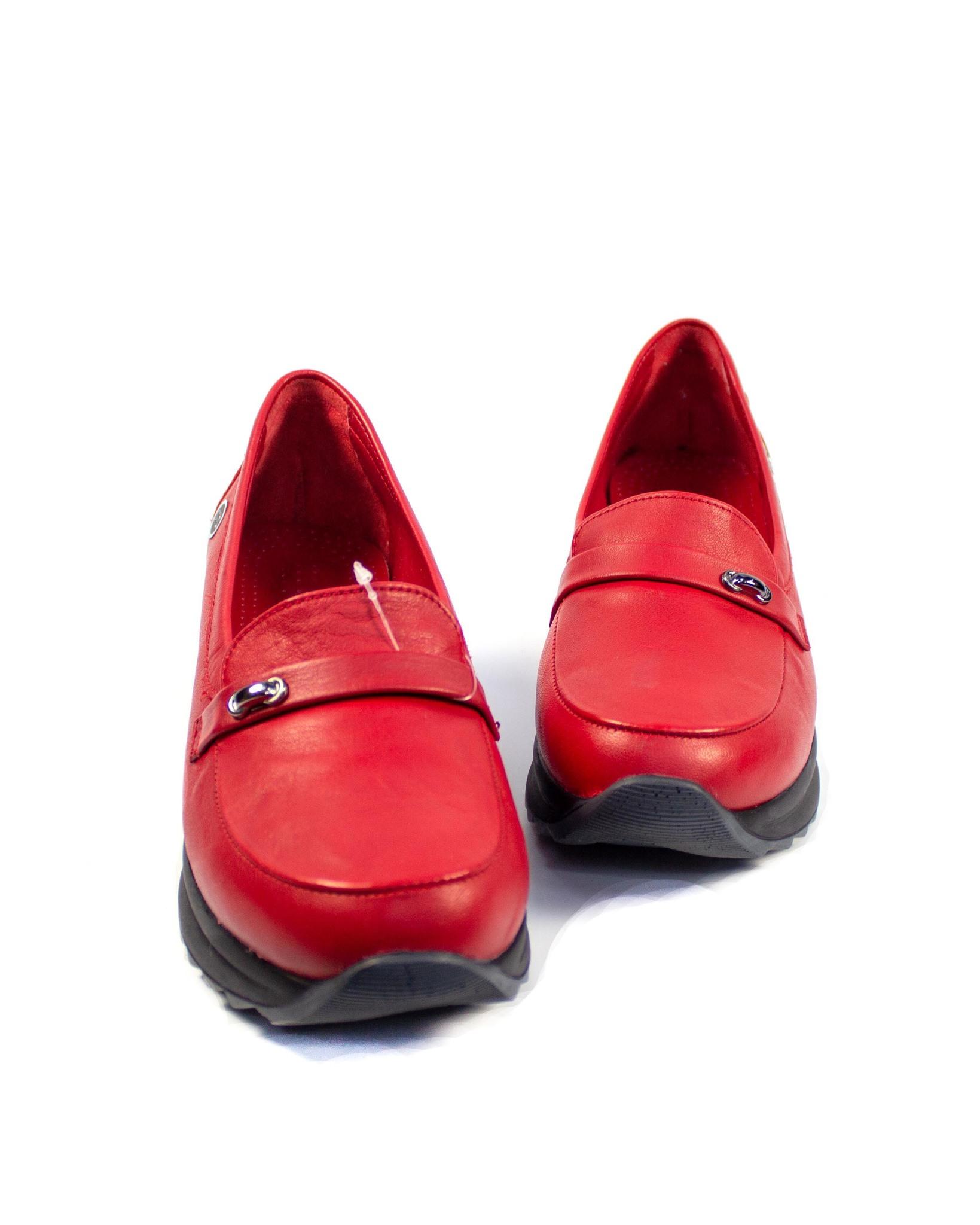 красные туфли Mumin