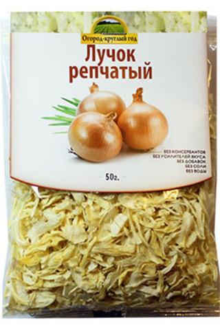 Лук репчатый сушёный 'Здоровая еда', 50г