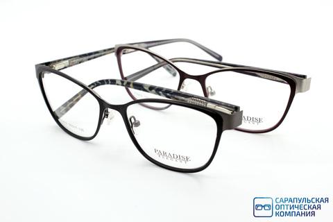 Оправа для очков PARADISE ELEGANT P76412  металл