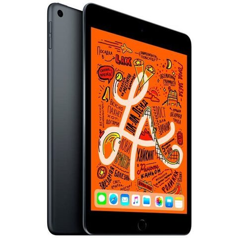 Планшет Apple iPad Mini (2019) 256GB Wi-Fi Space Gray