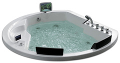 Акриловая ванна Gemy G9053 O