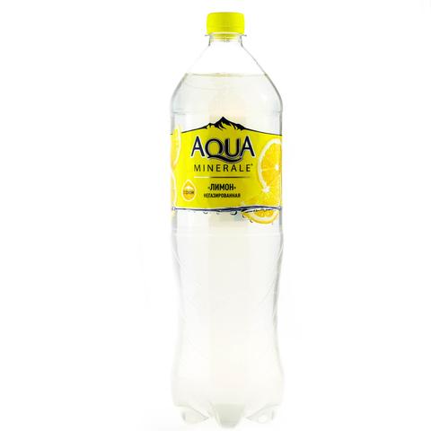 Акваминерале лимон негазированная МИНИМАРКЕТ 0,5л