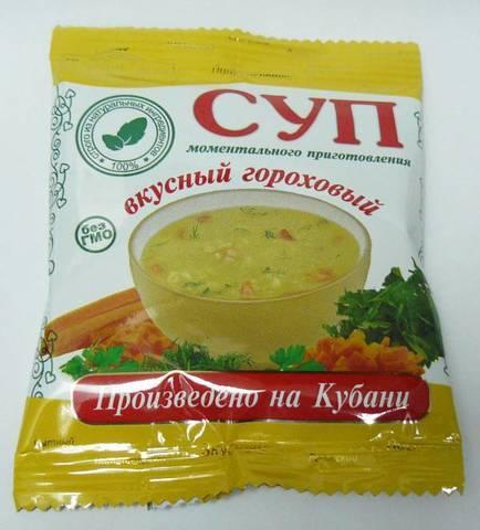Суп Вкусное Дело Гороховый 28г