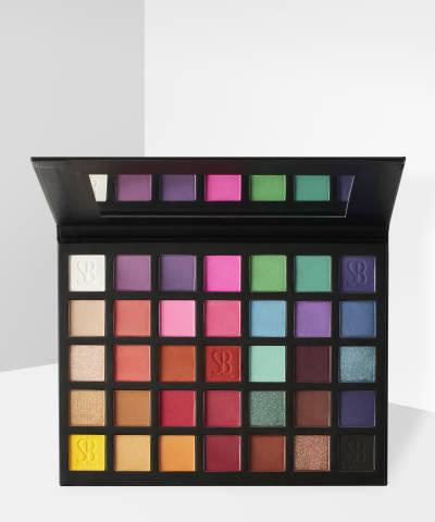 Sample Beauty The Paradigm Shift Palette Volume II