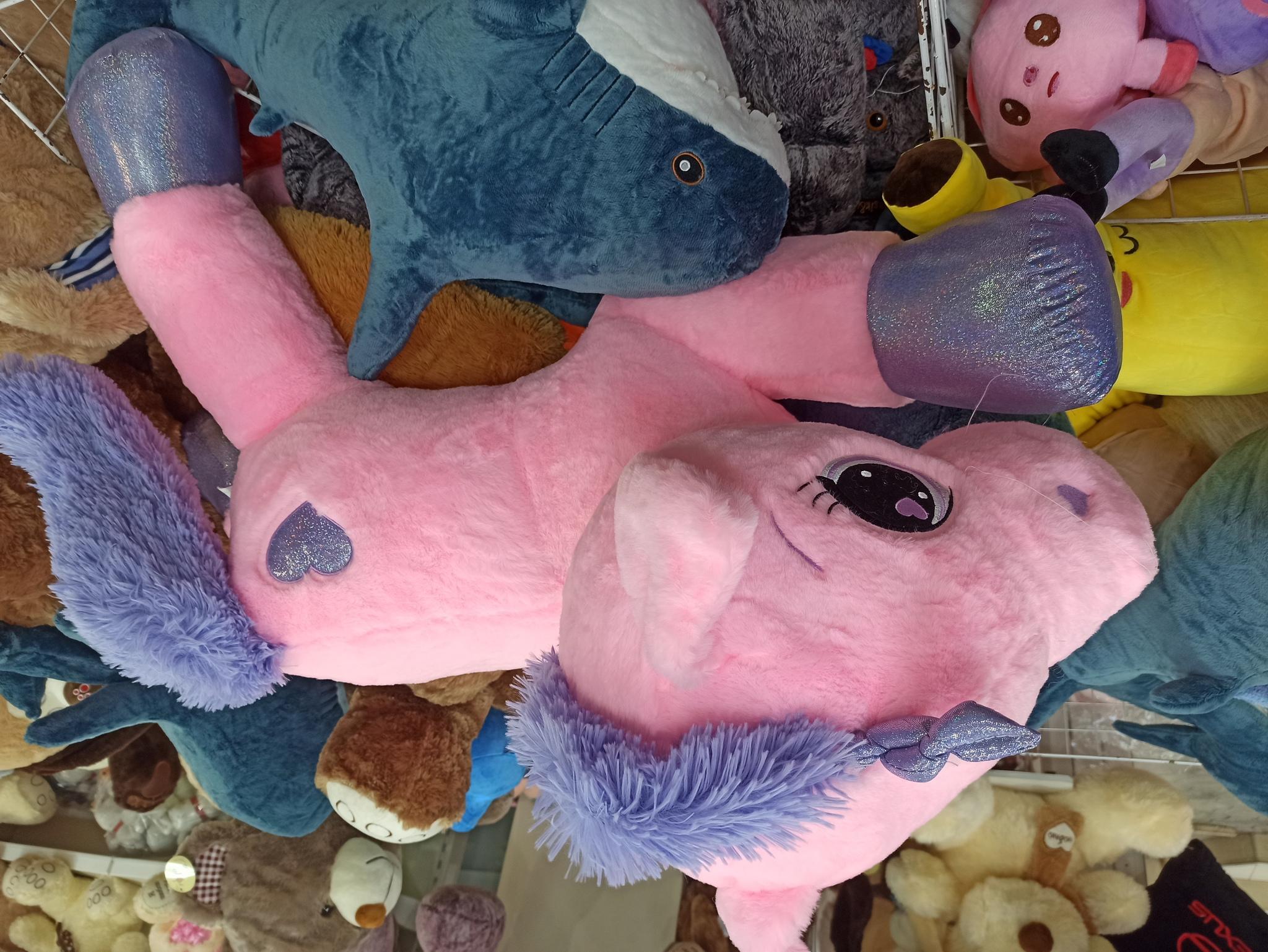 Пони огромная 100 см