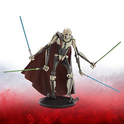 Звездные войны Die Cast фигурка Генерал Гривус — Star Wars General Grievous