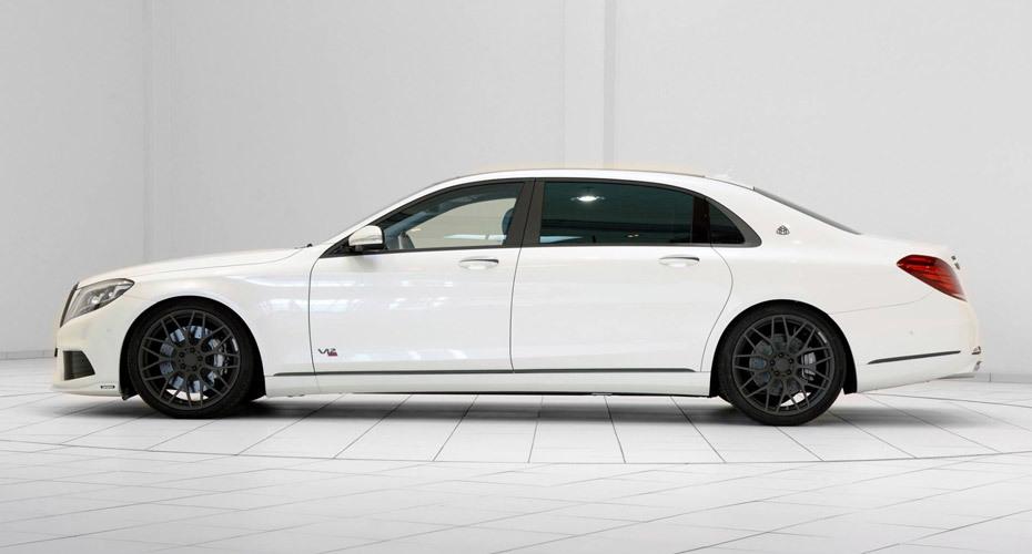 Обвес Brabus для Mercedes Maybach W222