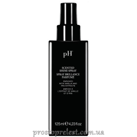 pH Laboratories Flower Scented Shine Spray — Блиск-спрей парфумований