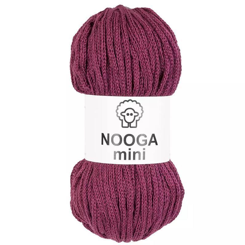 Теплый шнур Nooga mini Nooga mini Ягодный пунш 234234234.JPG