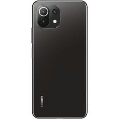 Мобильный телефон Xiaomi Mi 11 Lite 6/128Gb (NFC) Bubblegum Black/Черный EU