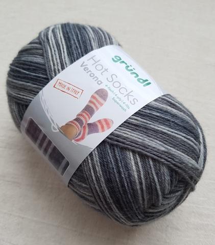Gruendl Hot Socks Verona 08 купить