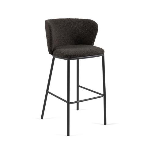 Барный стул CISELIA черный