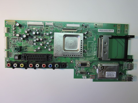 Плата MAIN телевизора TOSHIBA 32DV733R LCD TV/DVD