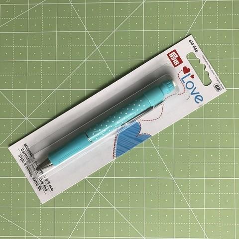 Механический карандаш  с белыми грифелями. 0.9мм. Prym Love. (Арт. 610848)