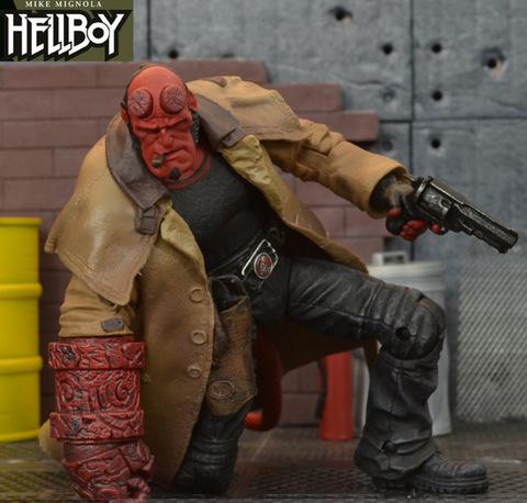 Фигурка Hellboy, 15см