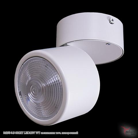 84295-9.5-001RT LED12W WT светильник точ. поворотный
