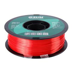 Фотография — ESUN eSilkPLA, 1.75 мм, 1 кг, красный