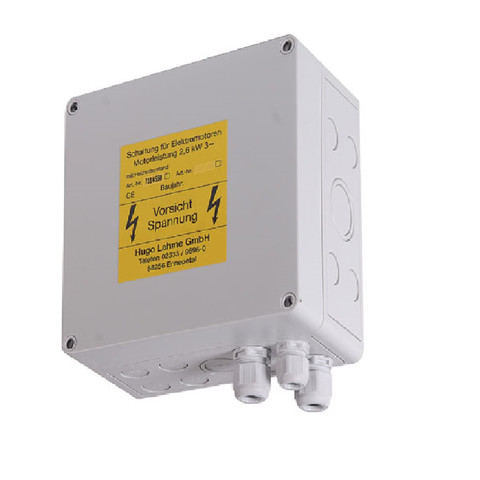 Блок управления Fitstar 7336650 для пьезокнопки 1.5/2.0 кВт, 230В, 8-11А / 25087