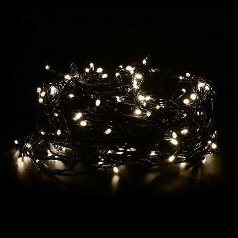 Гирлянда нить 5 метрв 50 led string уличная новогодняя гирлянды