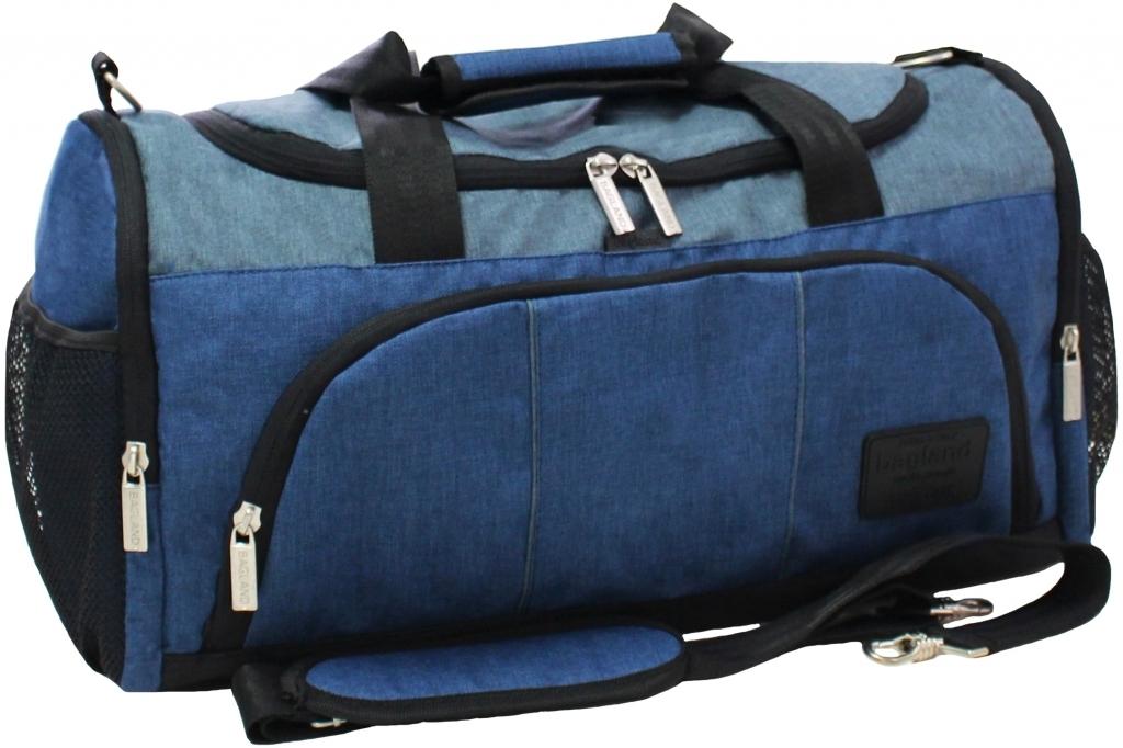 Спортивные сумки Сумка Bagland Bloom 30 л. Синий/серый (0030869) 530d60431d81fb70f74ecb9c91b658c2.JPG