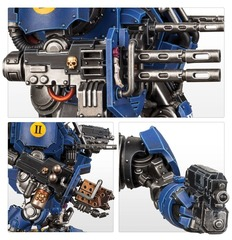 Primaris Invictor Tactical Warsuit