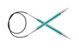 Спицы KnitPro Zing круговые 8 мм/40 см 47076