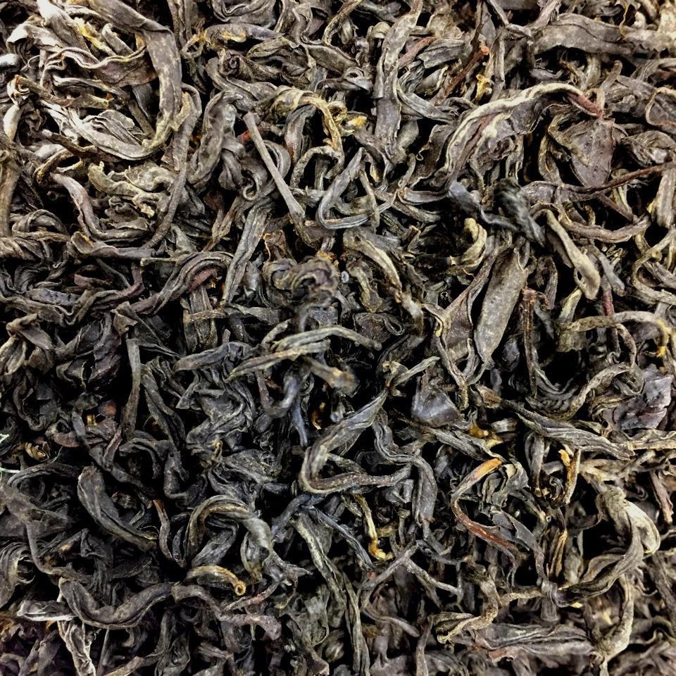 Грузинский скрученный черный чай, 50 гр