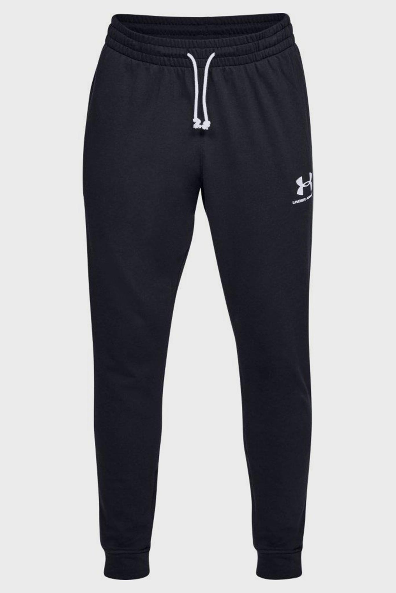 Мужские черные спортивные брюки SPORTSTYLE TERRY JOGGER Under Armour