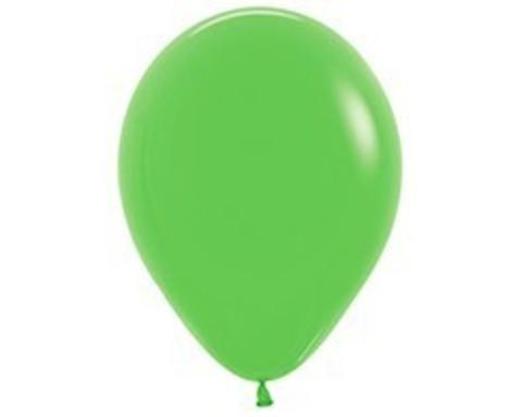 Шарики цвета зеленый лайм
