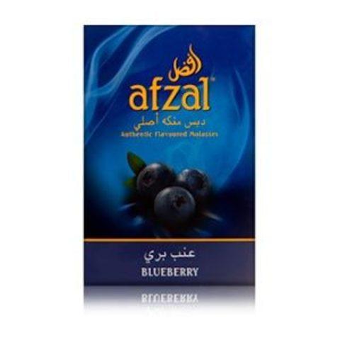 Табак для кальяна Afzal Blueberry 50 гр.
