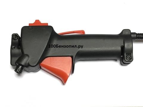 Рукоятка управления для бензокосы 26 мм в сборе