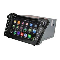 Головное устройство Hyundai I40 2012+ Android 9.0 2/16GB IPS DSP модель KD 7029PX5