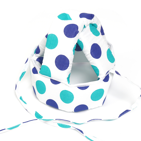 Farla. Шлем для защиты головы малыша Mild Горошинки