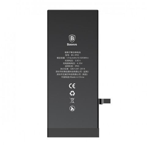 Аккумулятор Baseus Original Phone Battery For iphone6S 1715mA