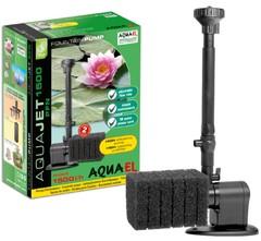 Фонтан для пруда AQUAEL PFN-1500 (1500л/ч) подъём воды 1,6м.
