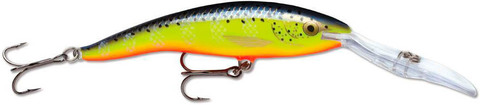 Воблер RAPALA Deep Tail Dancer 11 см, 22 г, цвет HS