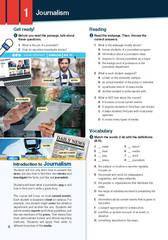 Journalism (ESP). Students Book. Учебник (с ссылкой на электронное приложение)