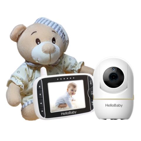 Видеоняня HelloBaby HB65.
