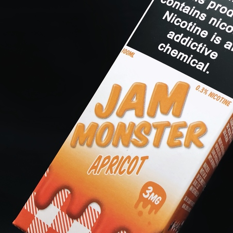 Jam Monster Apricot