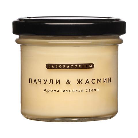 "Свеча ароматическая ""Пачули-Жасмин"" | 100 мл | Laboratorium"