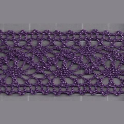 фиолетовый кружево