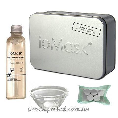 Mastelli ioMask® Repair Mask - Восстанавливающая маска на нетканой основе для лица и шеи